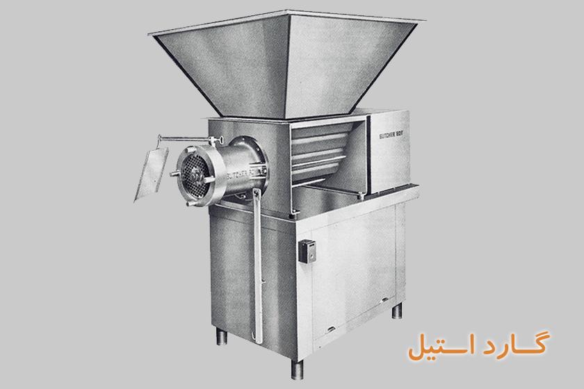 چرخ گوشت صنعتي | دستگاه چرخ گوشت صنعتي