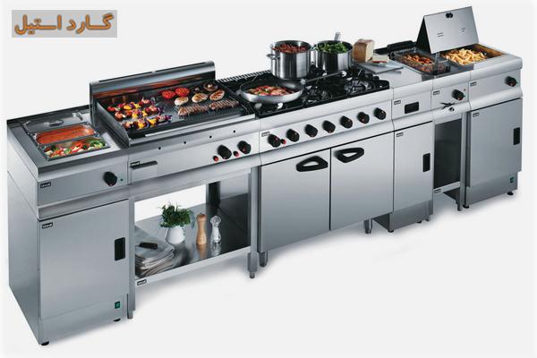 تجهيزات آشپزخانه صنعتي | شش نكته رستوران